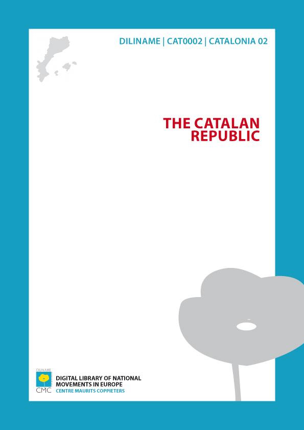 The Catalan Republic (1931)